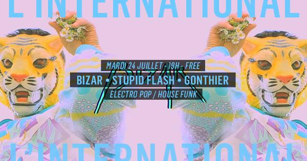 Bizar • Stupid Flash • Gonthier