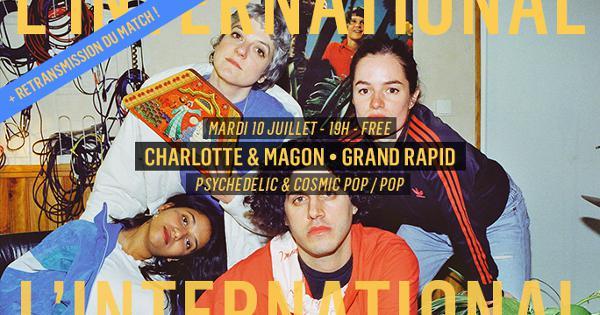 Charlotte & Magon • Grand Rapid