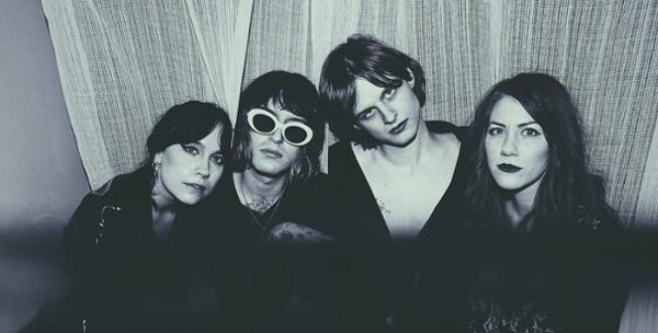 Dead Vibrations (Fuzz Club Records) • The Ape Shuffles