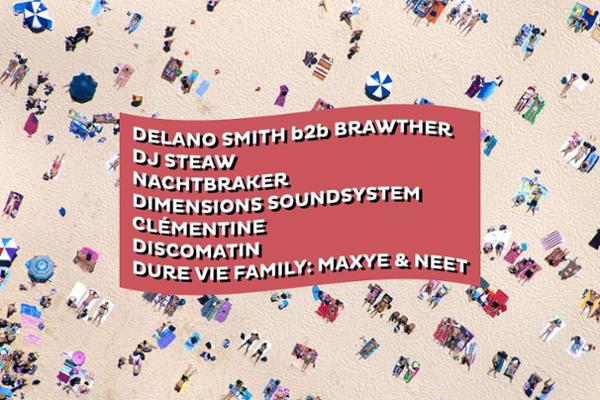 Dure Vie invite Dimensions Festival
