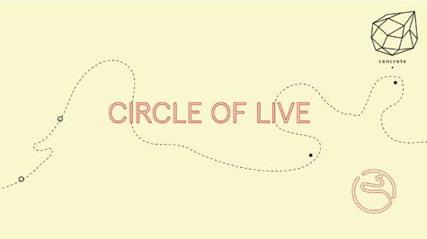 Concrete pres. Circle Of Live /w Sebastian Mullaert