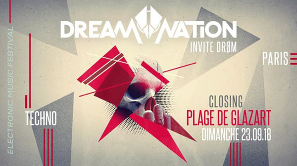 Closing Dream Nation Festival 2018
