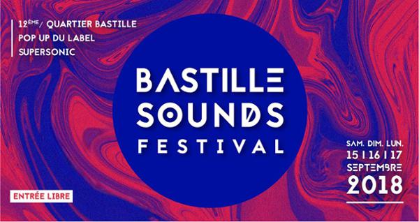Bastille Sounds