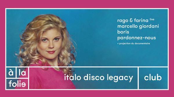 Italo Disco Legacy (PREMIERE)