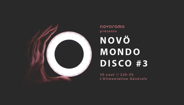 Novö Mondo Disco #3