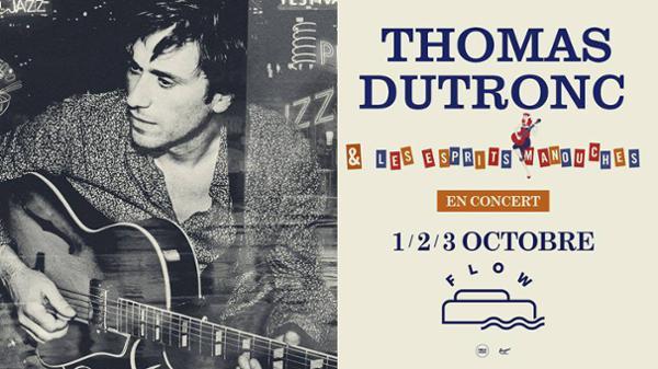 Thomas Dutronc et les Esprits Manouches
