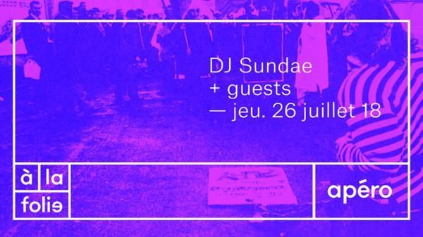 1622 / Dj Sundae + guests