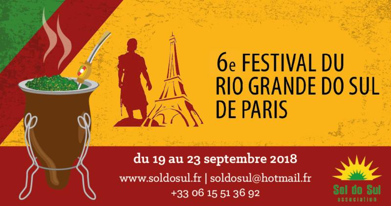 6e Festival du Rio Grande do Sul de Paris