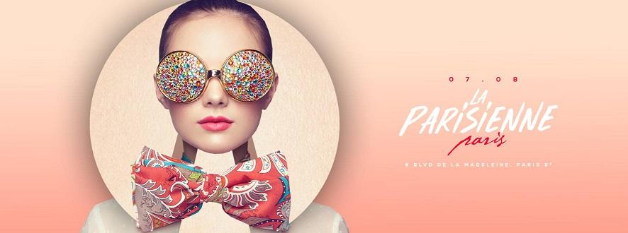 La Parisienne x Tuesday 7th August