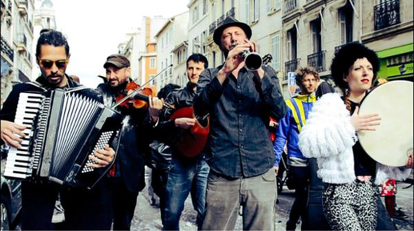 CAFE-CONCERT : MASSILIA GYPSY BAND