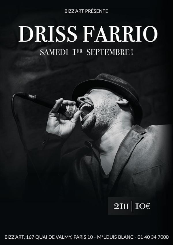 Driss Farrio