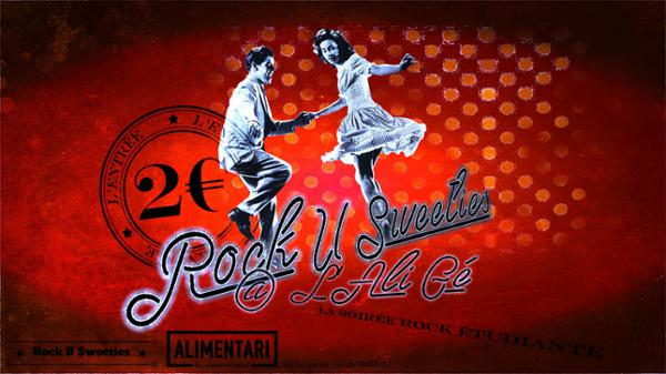 Rock U Sweeties // L'Alimentari