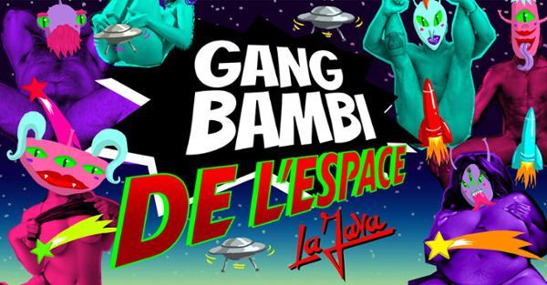 Gang Bambi de l'Espace