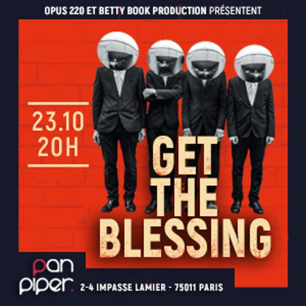 GET THE BLESSING «BRISTOPIA»