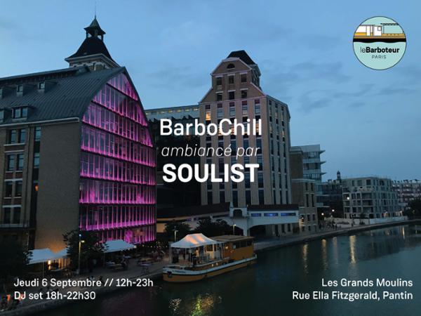 BarboChill : l'afterwork musical du Barboteur