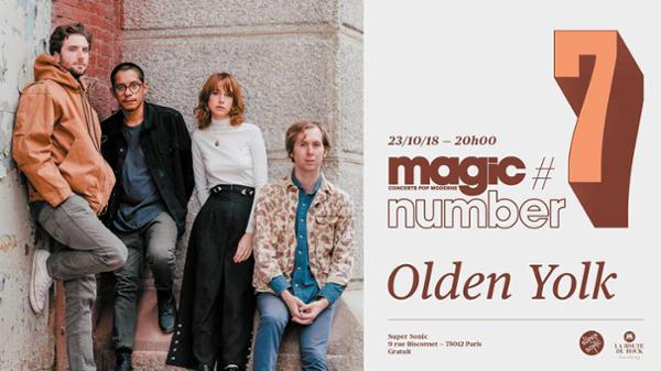 Magic Number #7: Olden Yolk (Trouble in Mind Records, USA)