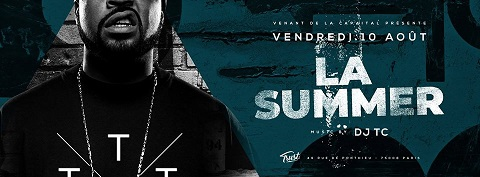 La Summer at Trust - Vendredi 10 Août