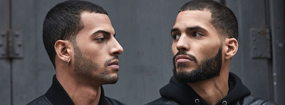 The Martinez Brothers - Paris Fashion Week Edition