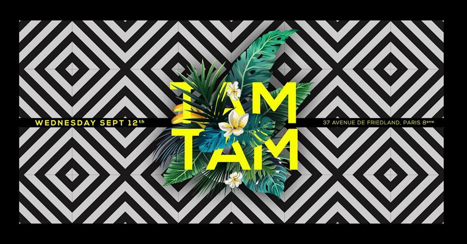 TAM TAM - Mercredi 12 Septembre - Boum Boum