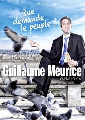 Guillaume MEURICE - Que demande le peuple?