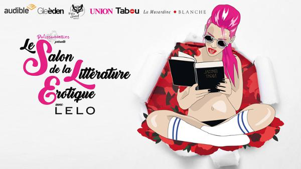 LE SALON DE LA LITTÉRATURE EROTIQUE 2018