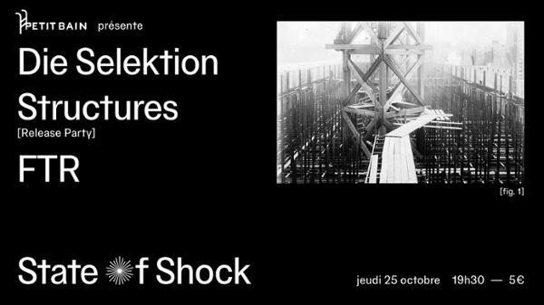 S.O.S : Die Selektion + Structures + FTR