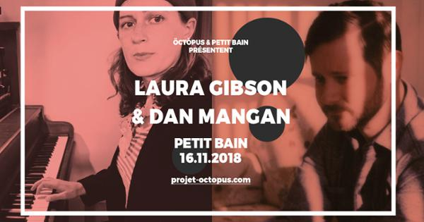 Laura Gibson + Dan Mangan + MADELINE KENNEY