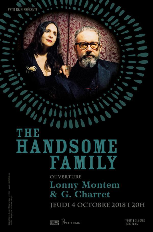The Handsome Family + Lonny Montem & Guillaume Charret