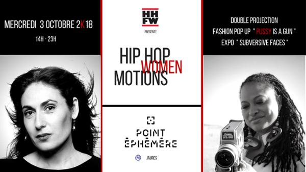 HIP HOP WOMEN MOTIONS