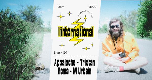 Appalache  Tristan Roma  M Urbain