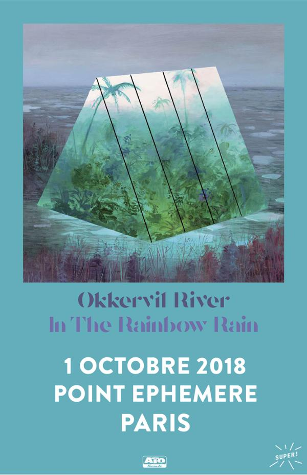 OKKERVIL RIVER + STAR ROVER