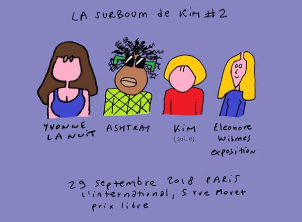 La Surboum de KIM #2