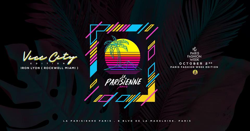 La Parisienne X Paris Fashion Week Edition !