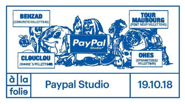 Paypal Studio Party #1