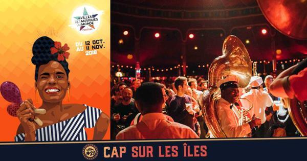 Back From Nola Party - Villes des Musiques du Monde