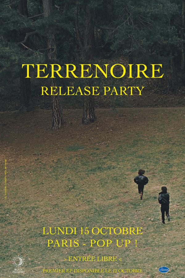 Terrenoire - Release Party @ Popup!