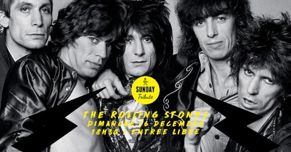 Sunday Tribute - The Rolling Stones // Supersonic - Free