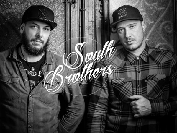 CAFE-CONCERT : SOUTH BROTHERS