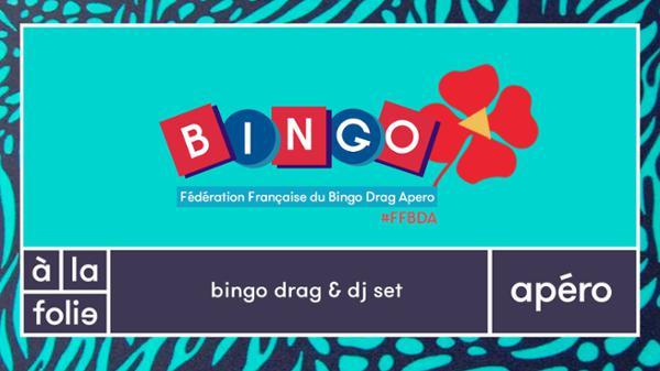 FF Bingo Drag Apero