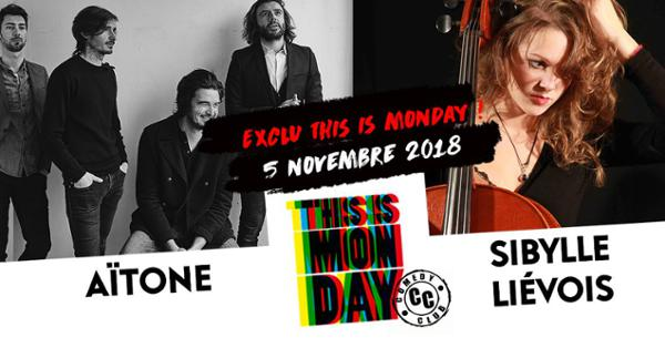 THIS IS MONDAY - AÏTONE X SIBYLLE LIEVOIS