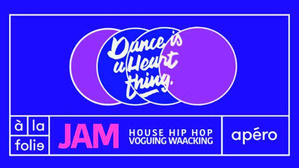 Dance is a heart thing - jam #4