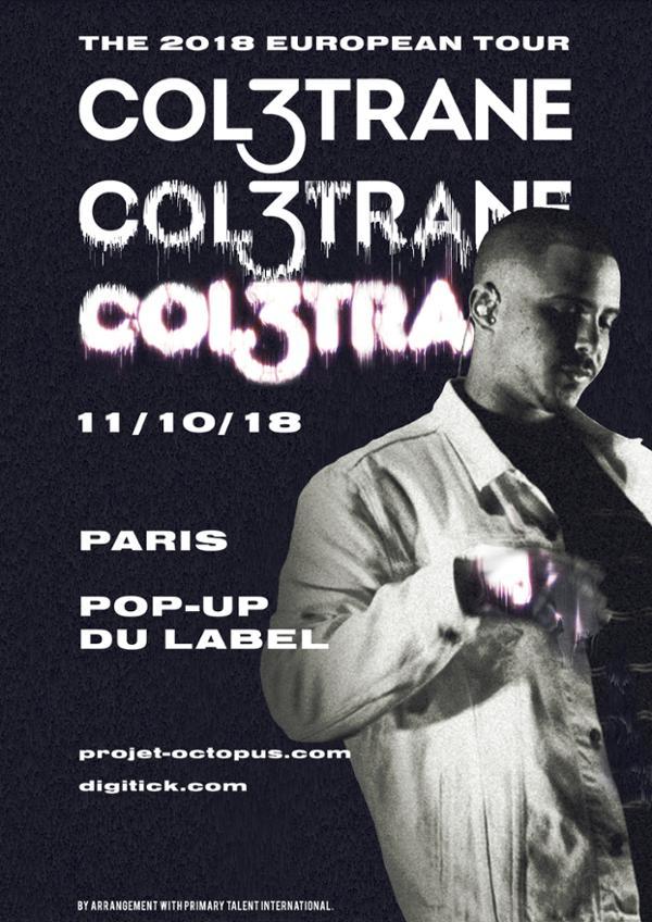 Col3trane @ Popup!