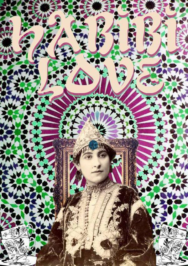 Habibi Love w/ Gnawa youmela, Wael Alkak