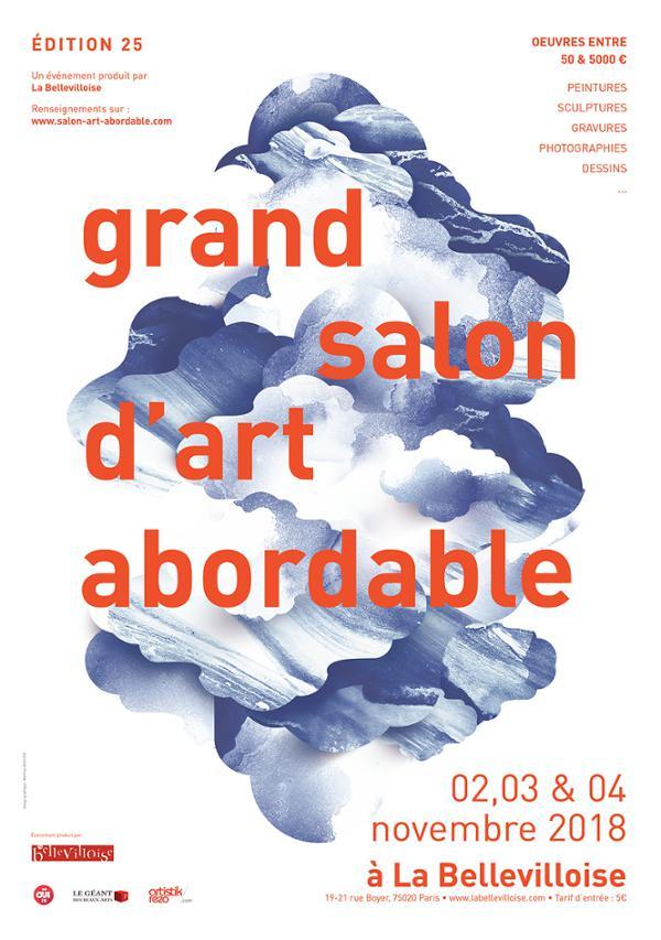 25e GRAND SALON D'ART ABORDABLE