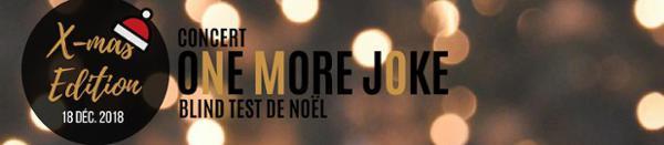 ONE MORE JOKE - XMAS EDITION