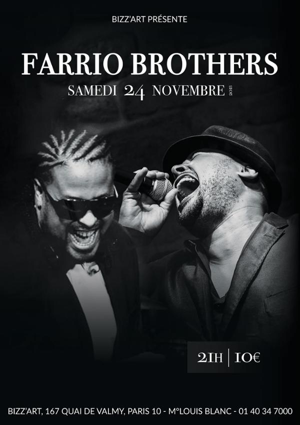 FARRIO BROTHERS
