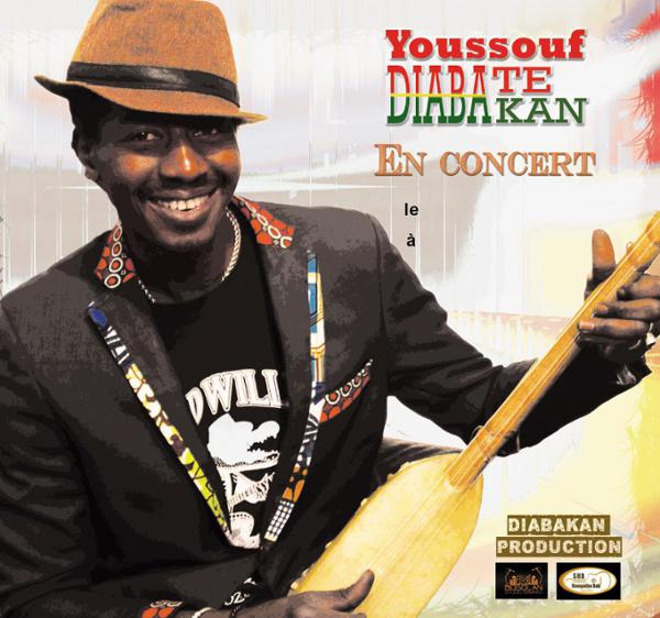 CAFE-CONCERT : YOUSSOUF DIABATE