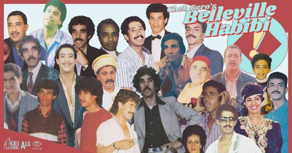 Cheb Gero's Belleville Habibi #6 feat Toukadime