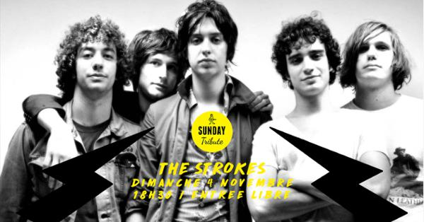 Sunday Tribute - The Strokes // Supersonic - Free