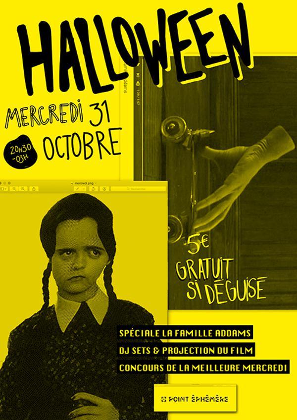 Halloween / Spécial La Famille Addams